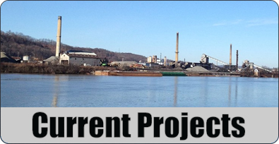 Allegheny County Clean Air Now - Current Projects